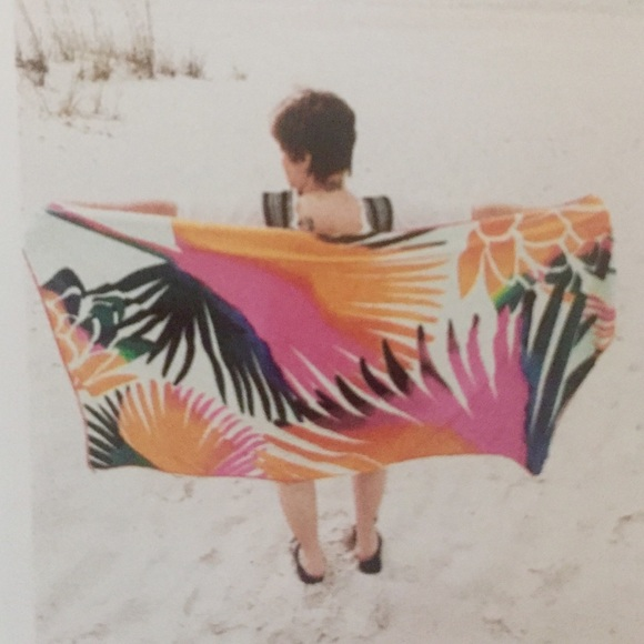Summer Abd Rose Accessories Summer Rose Beach Towel New Fun Palm